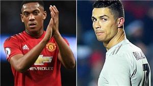 Solskjaer đã dùng Ronaldo để thuyết phục Martial gia hạn với M.U như thế nào?