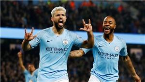 VIDEO Man City 1-0 West Ham: Aguero tỏa sáng trên chấm 11m