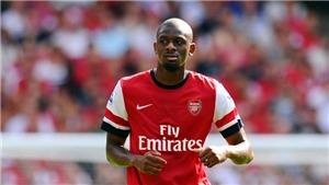 Cựu sao được mệnh danh 'Vua chấn thương' của Arsenal giải nghệ ở tuổi 32