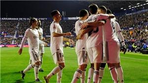 Video Levante 1-2 Real Madrid: Bale và Benzema lập công, Real thắng nhờ VAR