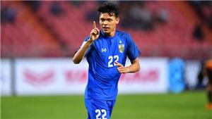Supachai Jaided, 'sát thủ' số 1 của U23 Thái Lan mà Việt Nam phải dè chừng
