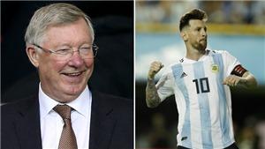 Để khắc chế Messi, Solskjaer có thể học hỏi kế hoạch của Sir Alex