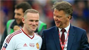 Rooney tuyên bố Van Gaal 'ăn đứt' Sir Alex về chiến thuật