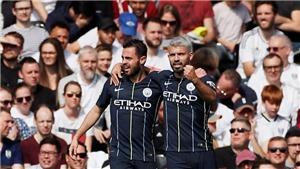 VIDEO Fulham 0-2 Man City: The Citizens tạm xây chắc ngôi đầu bảng