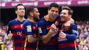 Barca 2-0 Espanyol (KT): Messi toả sáng với cú đúp, Barca thắng vất vả