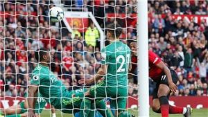 VIDEO MU 2-1 Watford: Rashford và Martial lập công, 'Quỷ đỏ' tạm trở lại top 4