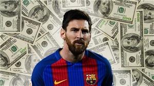 CẬP NHẬT tối 2/4: Xây dựng MU xoay quanh Rashford. Messi kiếm tiền số 1
