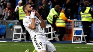 VIDEO Real Madrid 3-2 Huesca: Ngược dòng kịch tính ngày con trai Zidane bắt chính