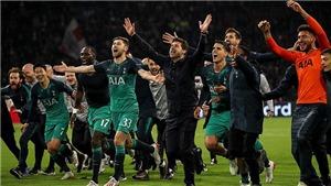 'Ai không xem trận Ajax 2-3 Tottenham thì tiếc nửa đời người'