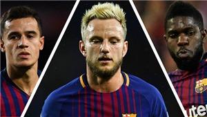 Chuyển nhượng Barca: Bán 10 cầu thủ để có tiền mua Griezmann và De Ligt Hè này