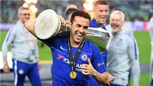 Pedro trở thành cầu thủ đầu tiên giành 5 danh hiệu lớn nhất của bóng đá thế giới