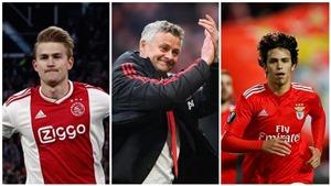 MU sẽ đá đội hình nào với Matthijs de Ligt và Joao Felix?