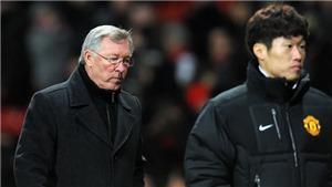 MU: Sir Alex giờ vẫn hối hận vì bỏ rơi Park Ji Sung ở chung kết Cúp C1 2008