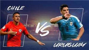 Ecuador 1-1 Nhật Bản, Chile 0-1 Uruguay (KT): Uruguay đánh chiếm ngôi đầu, Nhật Bản dừng chân ở Copa America 2019