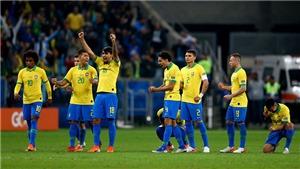 Brazil 0-0 Paraguay (pen 4-3): Brazil vào bán kết Copa America sau loạt sút luân lưu kịch tính