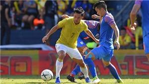Thái Lan 0-1 Ấn Độ: Người Thái bất lực, chấp nhận vị trí thứ 4 tại King's Cup 2019