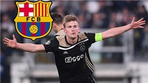CHUYỂN NHƯỢNG Barca 6/6: De Ligt chuẩn bị chốt tương lai. Rộng cửa chiêu mộ tiền đạo Valencia
