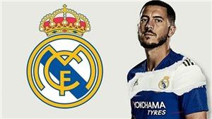 CHUYỂN NHƯỢNG Real 7/6: Hôm nay Hazard chính thức gia nhập Real Madrid. Rộng cửa mua Mbappe
