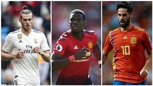MU: Real chơi lớn khi gửi đề nghị 72 triệu bảng kèm Bale hoặc Isco đổi lấy Pogba