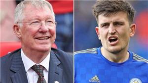 MU: Sir Alex đã từng khuyên nên nhốt Maguire vào... phòng họp báo
