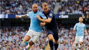Man City 2–2 Tottenham: Man City lại ôm hận phút bù giờ vì VAR
