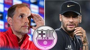 CHUYỂN NHƯỢNG 30/8: Neymar đã ở rất gần Barca.Real không nên mua Pogba của MU
