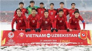 Lịch thi đấu của U23 Việt Nam ở VCK U23 châu Á 2020