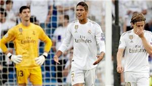 Kết quả bóng đá Real Madrid 4-2 Granada: Hazard giúp Real Madrid xây chắc ngôi đầu