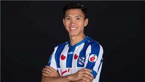 Văn Hậu kiến tạo thành bàn trong màu áo đội trẻ SC Heerenveen