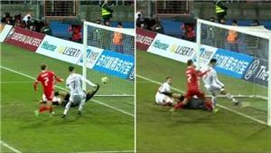 Cristiano Ronaldo bị chỉ trích vì 'cướp trắng' bàn thắng của đồng đội