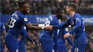 Chelsea 2-0 Crystal Palace: Thắng trận thứ 6 liên tiếp, Chelsea vượt mặt Man City