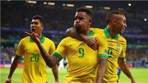 Xem trực tiếp Siêu kinh điển châu Mỹ: Brazil vs Argentina (00h00, 16/11)