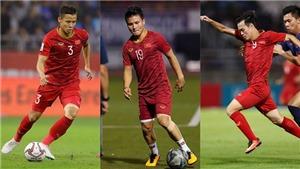 Báo nước ngoài xếp hạng 5 cầu thủ Việt Nam hay nhất trong năm 2019
