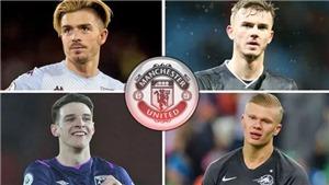 MU sẽ đá với đội hình nào nếu có đủ Grealish, Maddison, Rice và Haaland?