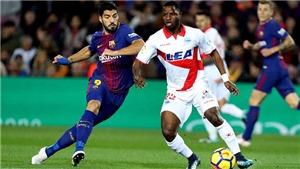 Kết quả bóng đá Barca 4-1 Alaves: Chiến thắng dễ dàng cho Messi và đồng đội