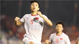Fan Việt phát sốt với màn trình diễn đẳng cấp châu Âu của Văn Hậu trước Indonesia