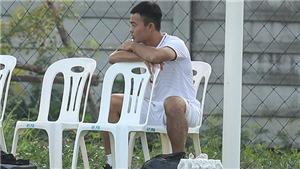 U23 Việt Nam: Thanh Thịnh chấn thương, ai sẽ đá thay?