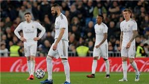 Real Madrid: Zidane nói gì sau thất bại sốc trước Sociedad?