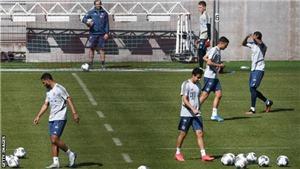 Bayern Munich trở lại tập luyện giữa mùa dịch