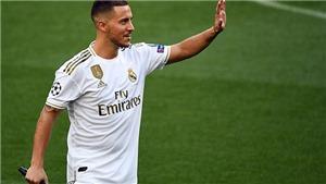 Real Madrid: Eden Hazard lo thừa cân vì ở nhà tránh dịch