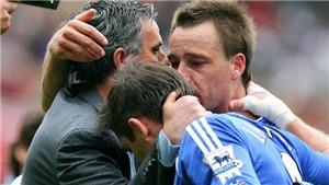 Sao Chelsea khóc như 'người thân mất' khi Mourinho bị Chelsea sa thải năm 2007