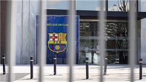 Barca có thể đóng cửa sân Camp Nou trong 10 tháng