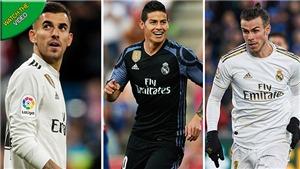 5 ngôi sao Real có thể cập bến Premier League mùa Hè này