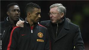 MU: Nani kể về khoảnh khắc bị Sir Alex 'bơ' vì bỏ lỡ quả penalty
