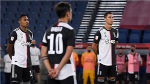 Bóng đá hôm nay 18/6: Man City 'hủy diệt' Arsenal. Ronaldo tịt ngòi, Juventus mất Coppa Italia