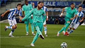 Bóng đá hôm nay 22/6: Liverpool chia điểm với Everton. Real chiếm ngôi đầu của Barca