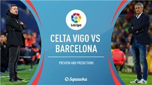 Kết quả bóng đá Celta Vigo 2-2 Barcelona: Barca nhận đòn đau phút cuối