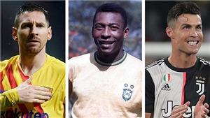 Bóng đá hôm nay 7/7: Lloris tiết lộ lý do xô xát với Son. Messi và Ronaldo kết hợp lại mới so được Pele
