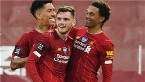 Liverpool 5-3 Chelsea: Trắng tay ở Anfield, Chelsea gặp khó ở vòng cuối