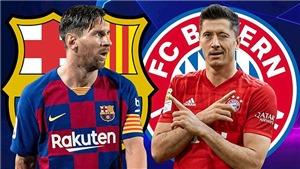 Barcelona 2-8 Bayern Munich: 'Hùm xám' hiên ngang tiến vào bán kết Champions League